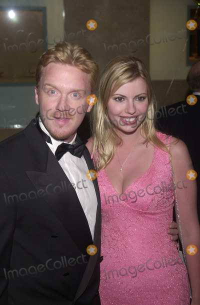 Anthony Michael Hall Photo -  ANTHONY MICHAEL HALL and DATE at the Retinitis Pigmentosa Internationals Vision Awards Beverly Hilston Hotel Beverly Hills 06-28-01