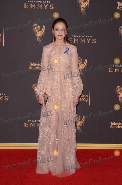 Alexis Bledel Photo - Alexis Bledelat the 2017 Creative Arts Emmy Awards Day 2 Microsoft Theater Los Angeles CA 09-10-17