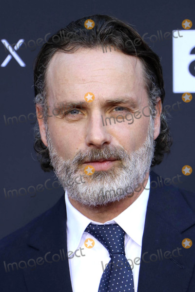 Andrew Lincoln Photo - Andrew Lincolnat The Walking Dead 100th Episode Celebration Greek Theater Los Angeles CA 10-22-17