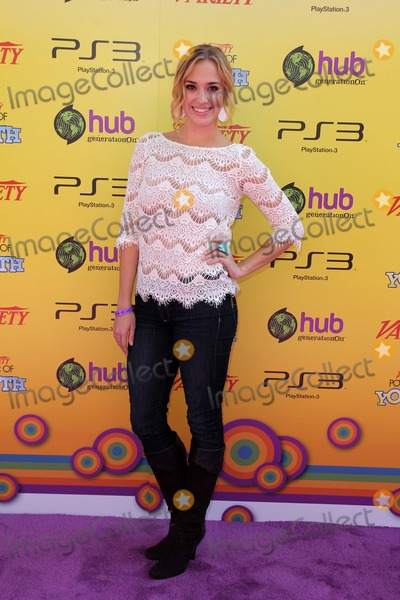 Andrea Bowen Photo - Andrea Bowenat Varietys 5th Annual Power Of Youth Event Paramount Studios Hollywood CA 10-22-11