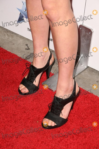 Anvil Photo - China Chows shoes at the Los Angeles Premiere of Anvil The Story of Anvil The Egyptian Theatre Hollywood CA 04-07-09