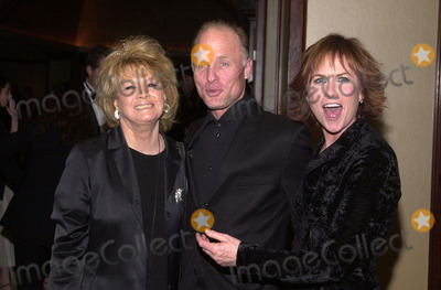 Angie Dickinson Photo - Angie Dickinson Ed Harris Amy Madigan at the 2nd Annual Hollywood Makeup and Hair Stylist Guild Awards Century Plaza 03-17-01