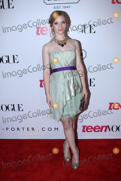 Amanda Bauer Photo - Amanda Bauerat the 9th Annual Teen Vogue Young Hollywood Party Paramount Studios Hollywood CA 09-23-11