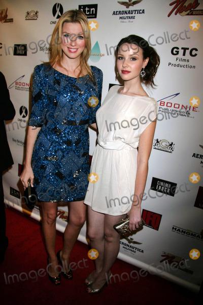 Jenn Proske Photo - Andrea Harrison and Jenn Proske at the Beverly Hills Film TV and New Media Festival Opening Night Aqua Lounge Beverly Hills CA 10-21-10