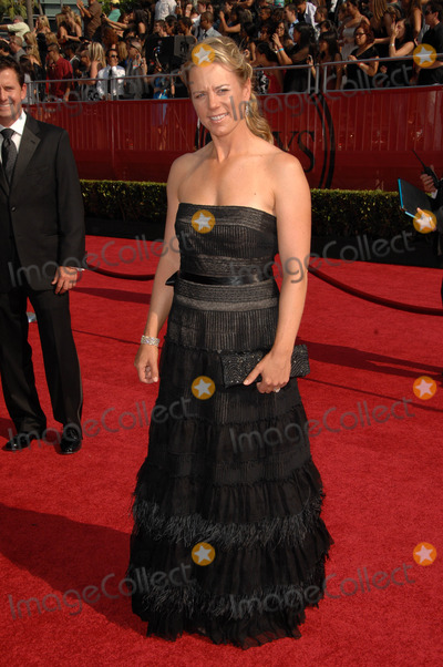 Annika Sorenstam Photo - Annika Sorenstam at the 2008 ESPY Awards Nokia Theatre Los Angeles CA 07-16-08