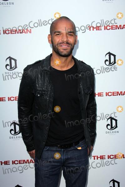 Amaury Nolasco Photo - Amaury Nolascoat The Iceman Red Carpet Arclight Theater Hollywood CA 04-22-13