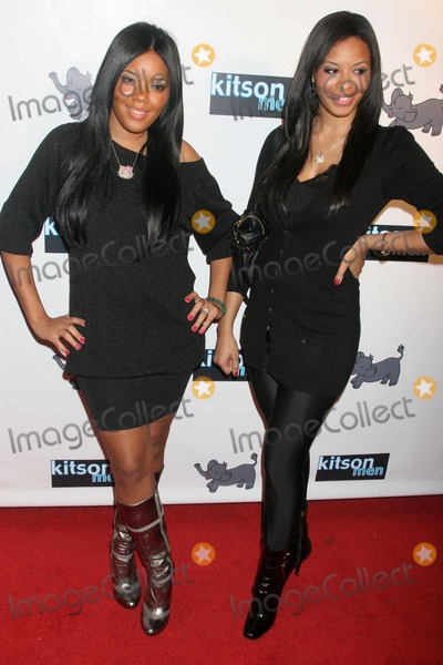 Vanessa Simmons Photo - Angela Simmons and Vanessa Simmonsat the Christopher Brian Resort Collection Launch Party presented by Kitson Men Kitson Men West Hollywood CA 12-04-07
