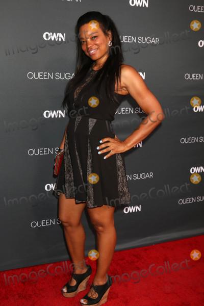 Yuri Brown Photo - Yuri Brownat the Premiere Of OWNs Queen Sugar Warner Brothers Studios Burbank CA 08-29-16