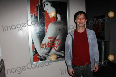 Akie Kotabe Photo - Akie Kotabeat the Everly Opening Weekend Splatter-Ganza Laemmles Music Hall Beverly Hills CA 02-28-15