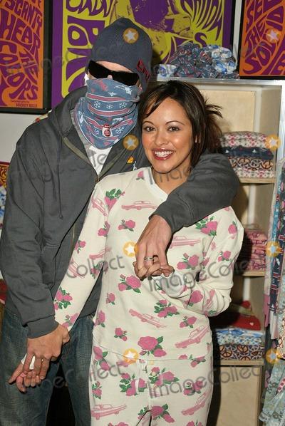 Nathan Lavezoli Photo - Nathan Lavezoli and Marisa Ramirez at various boutiques and spas Sundance Film Festival Park City UT 01-22-05