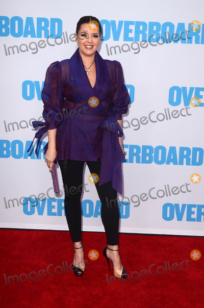 Alicia Machado Photo - Alicia Machadoat the Overboard Los Angeles Premiere Village Theater Westwood CA 04-30-18