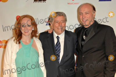 Antonia Bennett Photo - Tony Bennett Antonia Bennett Danny Bennettat the 2010 MusiCares Person Of The Year Tribute To Neil Young  Los Angeles Convention Center Los Angeles CA 01-29-10