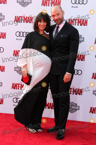 Corey Stoll Photo - Evangeline Lilly Corey Stollat the Ant-Man Los Angeles Premiere Dolby Theater Hollywood CA 06-29-15