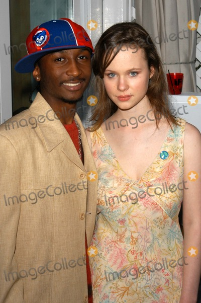 Artel Kayaru Photo - Artel Kayaru and Thora Birch at the 2003 Independent Spirit Awards After-Party Pedals Restaurant at Shutters On The Beach Santa Monica CA 03-22-03