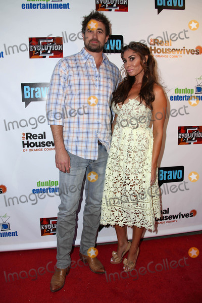 David Edwards Photo - Lizzie Rovsek Christian Rovsek at The Real Housewives of Orange County Premiere Party  Los Angeles CA on February 20 2013 (Photo by David Edwards)