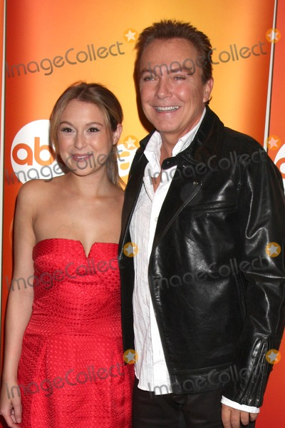 Cassidy Photo - Alexa Vega  David Cassidy at the Disney  ABC Television Group Summer Press Junket at the ABC offices in Burbank CA  on May 29 2009
