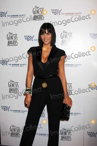 Tiffany Fallon Photo - Tiffany Fallon arriving at the Genesis Awads at the Beverly Hilton Hotel in Beverly Hills CA  on March 28 2009