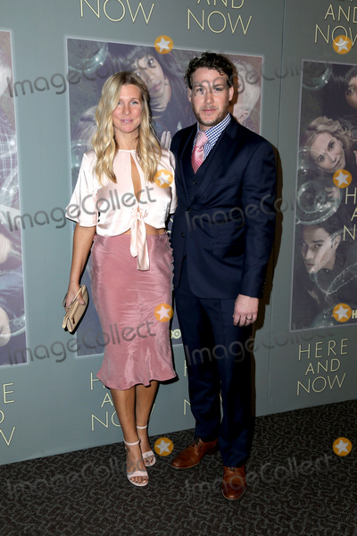 Joe Williamson Photo - LOS ANGELES - FEB 5  Joe Williamson Joni Williamson at the Here And Now Premiere Screening at the Directors Guild of America on February 5 2018 in Los Angeles CA