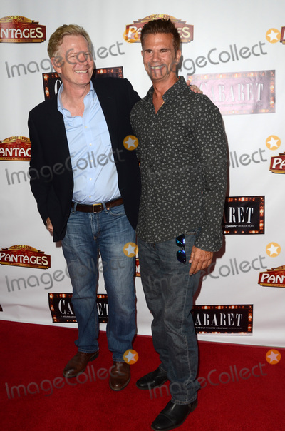 Lorenzo Lamas Photo - LOS ANGELES - JUL 20  William R Moses Lorenzo Lamas at the Cabaret Opening Night at the Pantages Theater on July 20 2016 in Los Angeles CA