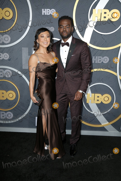 Ali Ahn Photo - LOS ANGELES - SEP 22  Ali Ahn William Jackson Harper at the 2019 HBO Emmy After Party  at the Pacific Design Center on September 22 2019 in West Hollywood CA