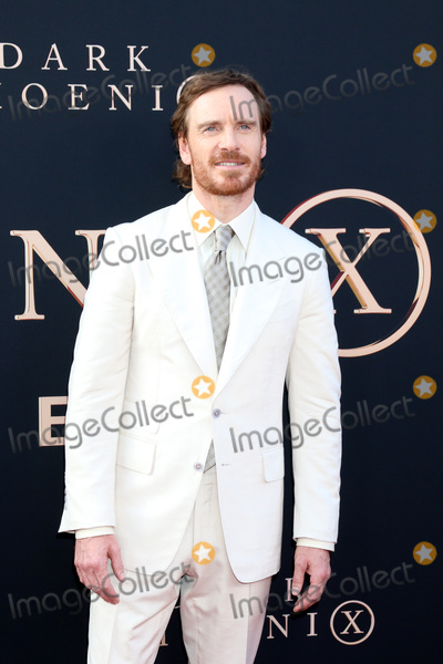 Michael Fassbender Photo - LOS ANGELES - JUN 4  Michael Fassbender at the Dark Phoenix World Premiere at the TCL Chinese Theater IMAX on June 4 2019 in Los Angeles CA