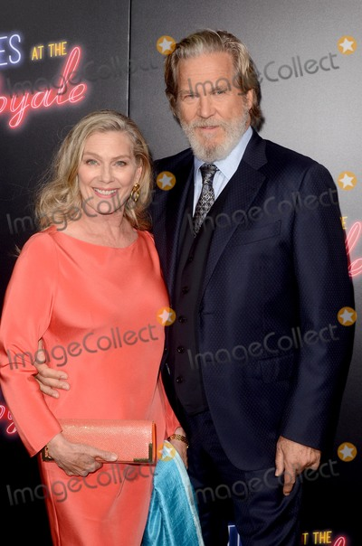 Jeff Bridges Photo - LOS ANGELES - SEP 22  Susan Geston Bridges Jeff Bridges at the Bad Times at the El Royale Global Premiere at the TCL Chinese Theater IMAX on September 22 2018 in Los Angeles CA
