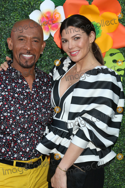Montel Williams Photo - LOS ANGELES - MAY 20  Montel Williams Ali Landry at the Lifetime TV Summer Luau at the W Hotel on May 20 2019 in Westwood CA