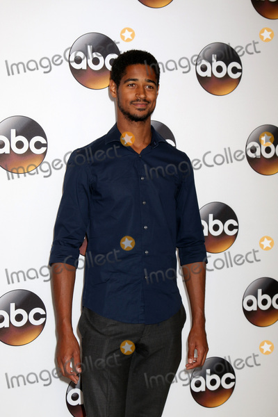 Alfred Enoch Photo - LOS ANGELES - AUG 4  Alfred Enoch at the ABC TCA Summer 2016 Party at the Beverly Hilton Hotel on August 4 2016 in Beverly Hills CA