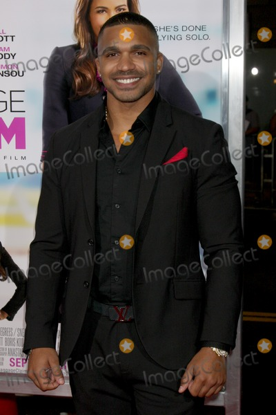 Tyler Lepley Photo - LOS ANGELES - SEP 25  Tyler Lepley at the Baggage Clain Premiere at Regal 14 Theaters on September 25 2013 in Los Angeles CA