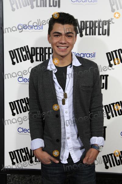 Adam Irigoyen Photo - LOS ANGELES - SEP 24  Adam Irigoyen arrives at the Pitch Perfect Premiere at ArcLight Cinemas on September 24 2012 in Los Angeles CA
