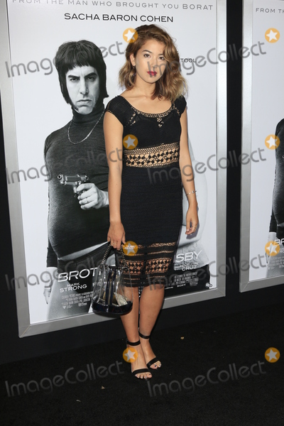 Nicole Bloom Photo - LOS ANGELES - MAR 3  Nicole Bloom at the The Brothers Grimsby Premiere at the Regency Village Theater on March 3 2016 in Westwood CA