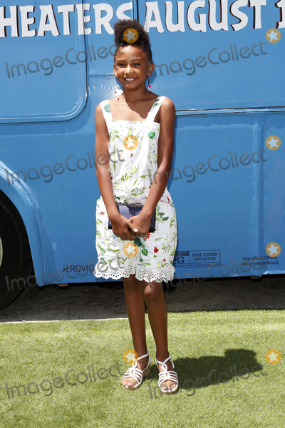Genesis Tennon Photo - LOS ANGELES - AUG 10  Genesis Tennon at the The Angry Birds Movie 2 at the Village Theater on August 10 2019 in Westwood CA