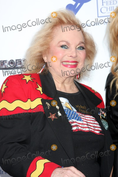 Carol Connors Photo - Carol Connors  arriving at the 2009 Hero Awards at the Universal Backlot  in Los Angeles CA  on May 29 2009