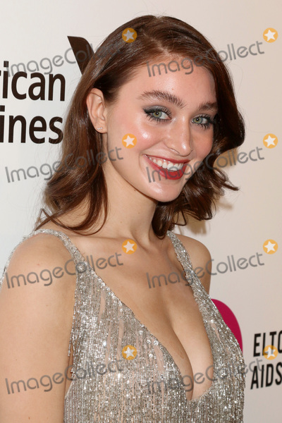 Elton John Photo - LOS ANGELES - FEB 24  Audrey Hilfiger at the Elton John Oscar Viewing Party on the West Hollywood Park on February 24 2019 in West Hollywood CA