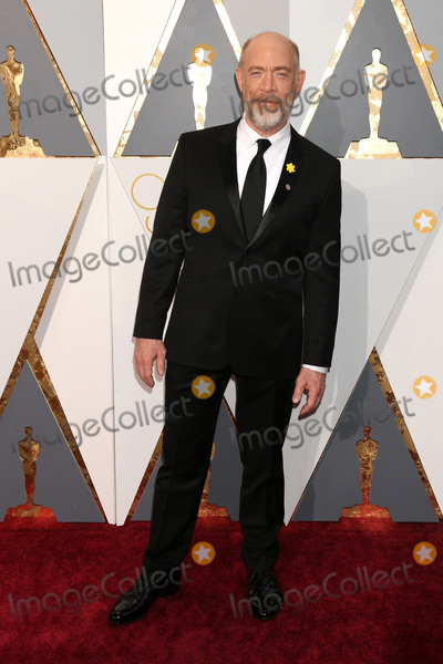 J K Simmons Photo - LOS ANGELES - FEB 28  JK Simmons at the 88th Annual Academy Awards - Arrivals at the Dolby Theater on February 28 2016 in Los Angeles CA