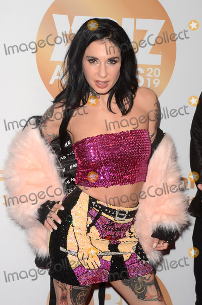 Joanna Angel Photo - LOS ANGELES - JAN 17  Joanna Angel at the 2019 XBIZ Awards at the Westin Bonaventure Hotel on January 17 2019 in Los Angeles CA