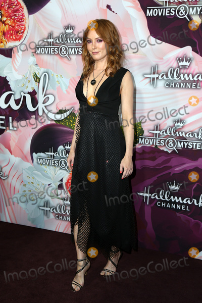 Alicia Witt Photo - LOS ANGELES - JAN 13  Alicia Witt at the Hallmark Channel and Hallmark Movies and Mysteries Winter 2018 TCA Event at the Tournament House on January 13 2018 in Pasadena CA