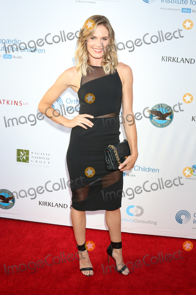 The Stands Photo - LOS ANGELES - JUN 18 Lauren Shaw at the Stand For Kids Gala at the Twentieth Century Fox Studios Lot on    June 18 2016 in Century City CA