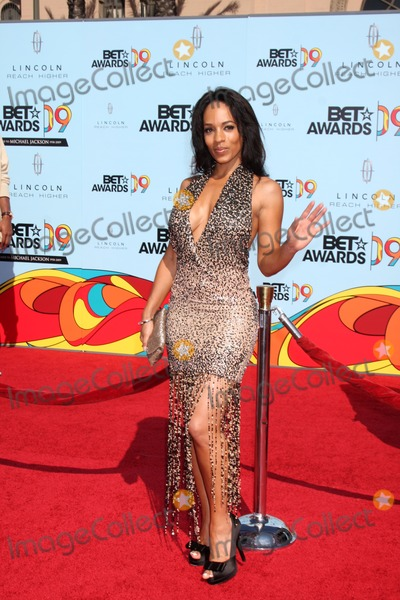 Melyssa Ford Photo - Melyssa Ford  arriving at  the BET Awards 2009 at the Shrine Auditorium in Los Angeles CA on June 28 2009