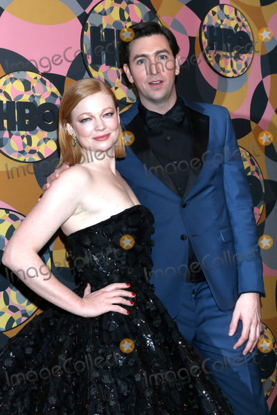 Nicholas Braun Photo - LOS ANGELES - JAN 5  Sarah Snook and Nicholas Braun at the 2020 HBO Golden Globe After Party at the Beverly Hilton Hotel on January 5 2020 in Beverly Hills CA