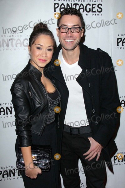 Diana De Garmo Photo - LOS ANGELES - FEB 12  Diana DeGarmo Ace Young arrives at the Jekyll  Hyde Play Opening at the Pantages Theater on February 12 2013 in Los Angeles CA