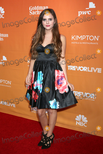 Tiffany Photo - LOS ANGELES - DEC 3  Tiffany Alvord at the 2017 TrevorLIVE Los Angeles at Beverly Hilton Hotel on December 3 2017 in Beverly Hills CA