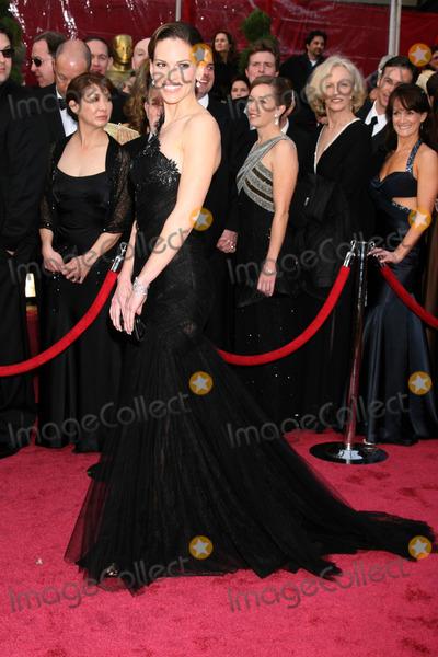 HILLARY SWANK Photo - Hillary Swank80th Academy Awards ( Oscars)Kodak TheaterLos Angeles CAFebruary 24 2008