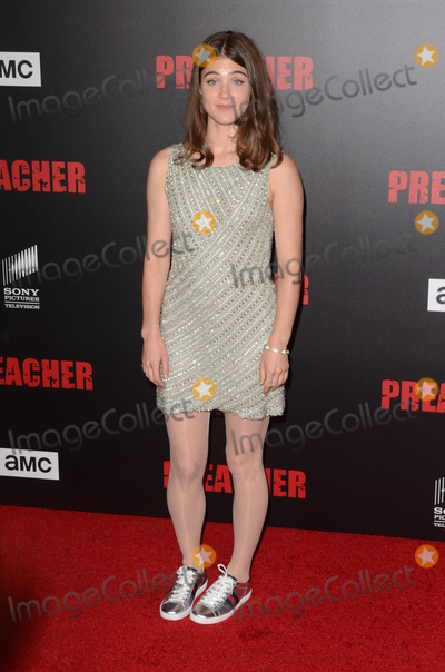 Lucy Griffiths Photo - LOS ANGELES - MAY 14  Lucy Griffiths at the Preacher Premiere Screening at the Regal 14 Theaters on May 14 2016 in Los Angeles CA