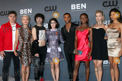 Ashleigh Murray Photo - LOS ANGELES - AUG 4  Zane Holtz Katherine LaNasa Jonny Beauchamp Lucy Hale Lucien Laviscount Ashleigh Murray Julia Chan Camille Hyde at the CWs Summer TCA All-Star Party at the Beverly Hilton Hotel on August 4 2019 in Beverly Hills CA