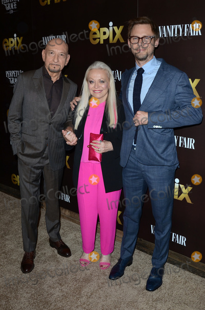 Ben Kingsley Photo - LOS ANGELES - MAY 21  Ben Kingsley Jacki Weaver Jimmi Simpson_ at the Perpetual Grace LTD Los Angeles Premiere at the Linwood Dunn Theater on May 21 2019 in Los Angeles CA