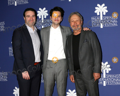 Billy Crystal Photo - LOS ANGELES - JAN 6  Matt Ratner Ben Schwartz and Billy Crystal at the PSIFF - Standing Up Falling Down Screening  at the Richards Centr for the Arts at Palm Springs High School on January 6 2020 in Palm Springs CA