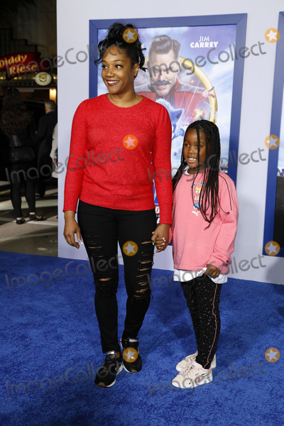 Tiffany Haddish Photo - LOS ANGELES - FEB 12  Tiffany Haddish goddaughter Cadence at the Sonic The Hedgehog Special Screening at the Village Theater on February 12 2020 in Westwood CA