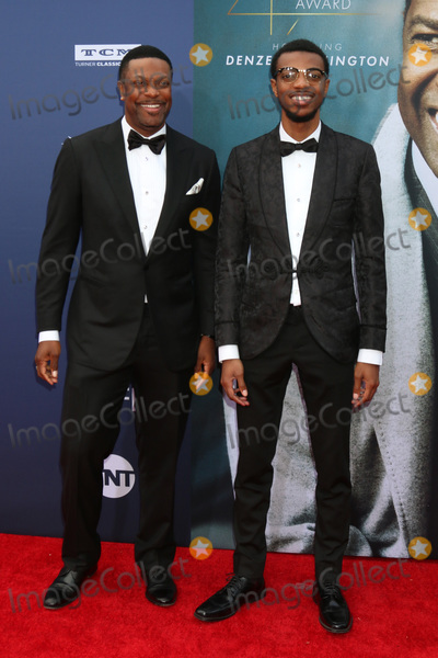 Chris Tucker Photo - LOS ANGELES - JUN 6  Chris Tucker Destin Christopher Tucker at the  AFI Honors Denzel Washington at the Dolby Theater on June 6 2019 in Los Angeles CA