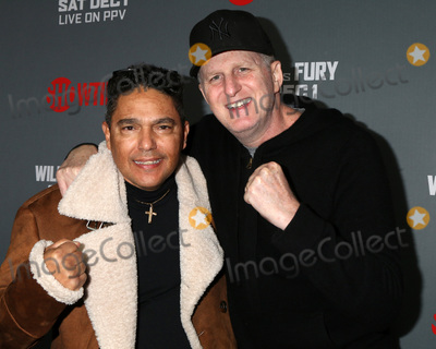 Michael Rapaport Photo - LOS ANGELES - DEC 1  Nicholas Turturro Michael Rapaport at the Heavyweight Championship Of The World Wilder vs Fury - Arrivals at the Staples Center on December 1 2018 in Los Angeles CA